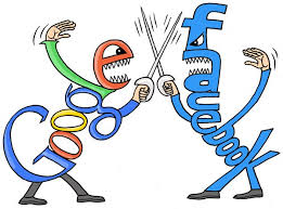 Googe vs Facebook