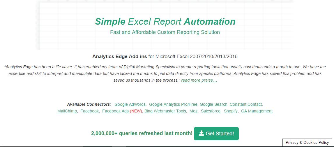 descargar analytics Edge
